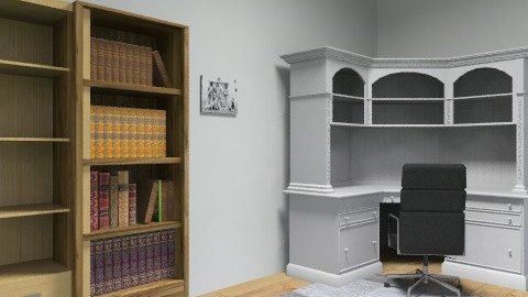 sophies office  - Glamour - Office - by sophie rules88