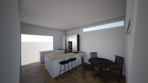 Kitchen extension 2 - Kitchen - by tomthetaleteller