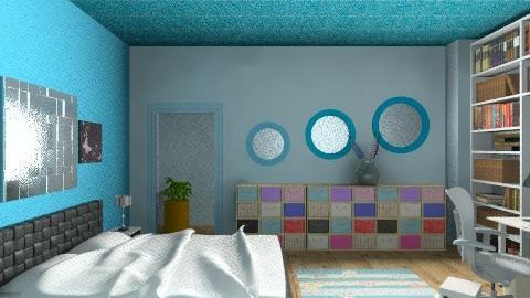 bedroom - Modern - Bedroom - by dungtran