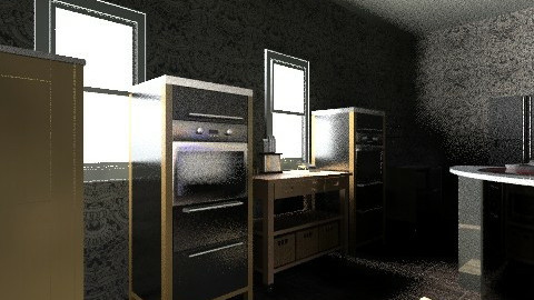 Sample 5 - Eclectic - Kitchen - by aizacordoza