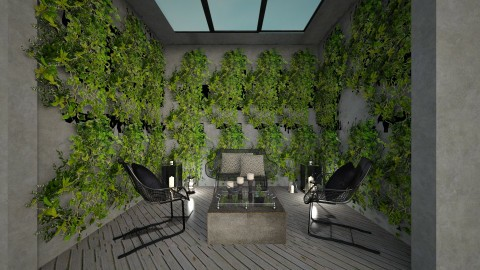 Casa136 - Eclectic - Garden - by nickynunes
