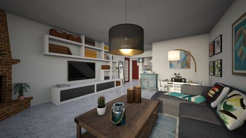 Casa Coletta_FURNISHED - by TV Renders