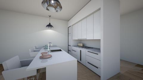 cozinha ap11 4 - Kitchen - by raquelsou
