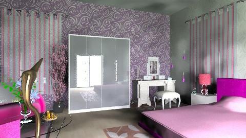 pink dream - Bedroom - by elfchetooo0