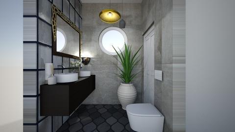 z - Bathroom - by Axi Alexandra