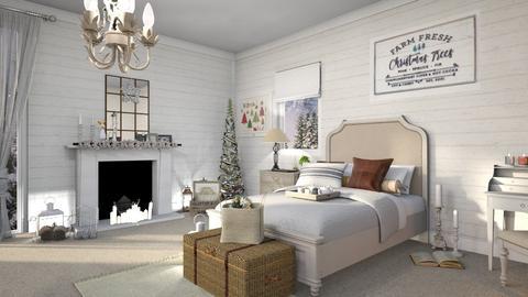 bedroom - by Lo89