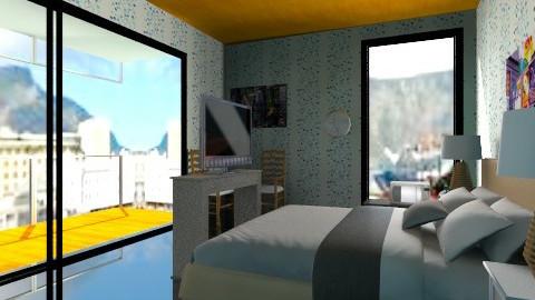 hotel 2 - Minimal - by Nhezart Designs