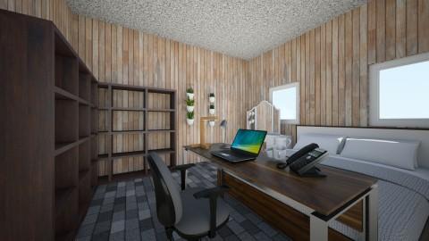 modern - Bedroom - by jaydnscot