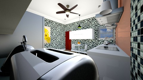 Onaro Kitchen - Modern - Kitchen - by Ehikoncept