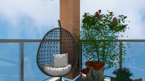 Terrazzo sup5 - Garden - by Nunzi78