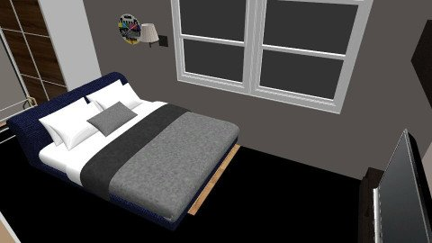 INTERIOR DESIGN - Modern - Bedroom - by lemonheadx