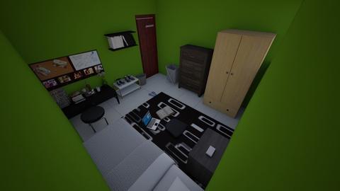 kossss - Bedroom - by fachrlrzy