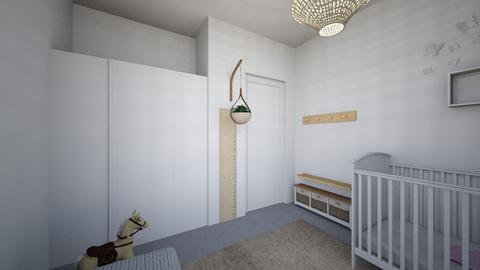 kids room 1 - Kids room - by annakog