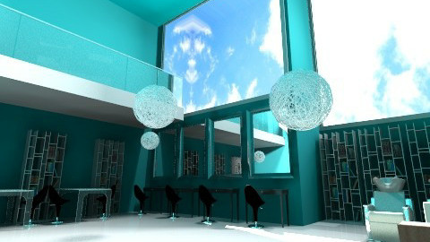 beauty salon - Modern - by andreamar
