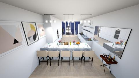 www - Classic - Kitchen - by kellynazha