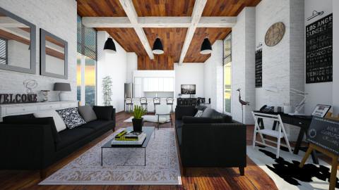 hm - Living room - by Senia N