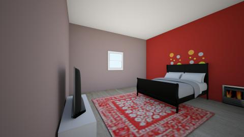 Dream Room - Bedroom - by Stephanie Leivas_683