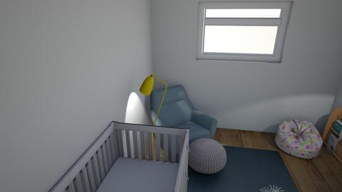 Babyroom5 - Kids room - by sara_cooley