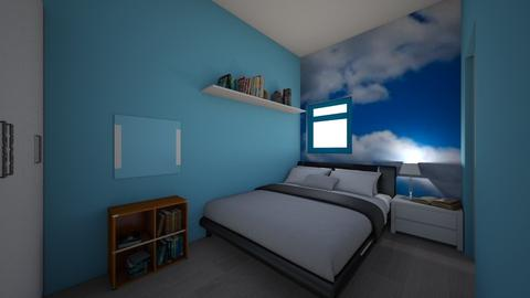 casa - Bedroom - by saioamerillas