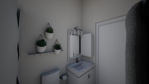 Bathroom 2 - Bathroom - by esvatsaas