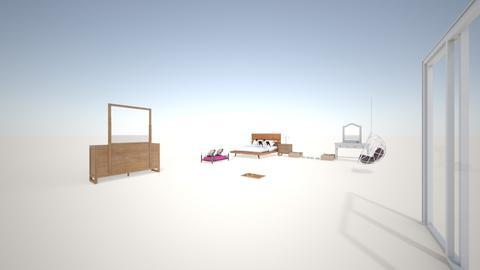 Transparent room - by sallyjoe