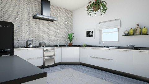 kitchen - Minimal - Kitchen - by ch_pattie