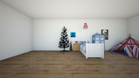 christmas room - by cadence 16