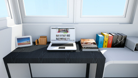 Creative room - Minimal - Office - by Gusti A Prabowo