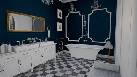 vintage  - Vintage - Bathroom - by Ripley86