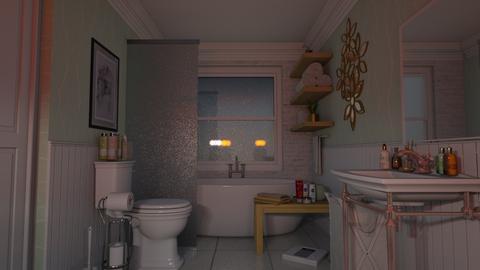 Bathroom - Feminine - Bathroom - by Sally Anne Design