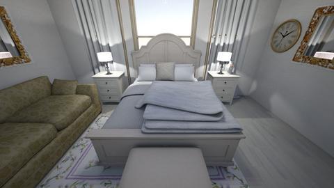 Royal room - Bedroom - by Tamar_