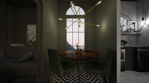 Casa246DiningArea - Classic - Dining room - by nickynunes