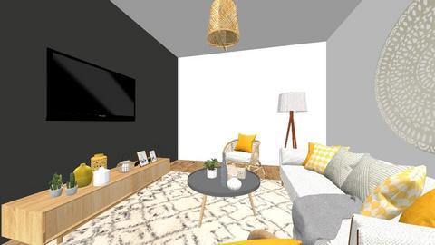 Boho Bedroom - Bedroom - by phoga21