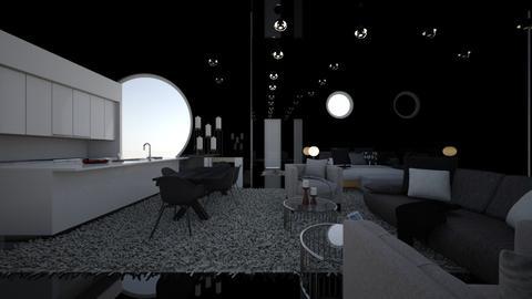 Future Flat - by MangaandCatManiac