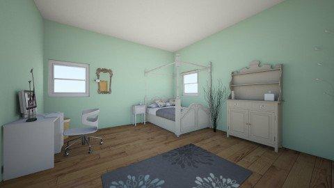 Sophie - Bedroom - by sinslee7893