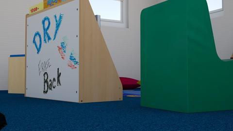 preschool - Kids room - by DBWGVZHBFUDTXJMAENFWTXYZNPJPEFL