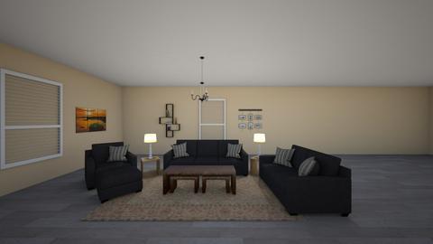 Living room  - Vintage - Living room - by IHMSgortney