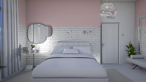 Minimalist  - Minimal - Bedroom - by augustmoon
