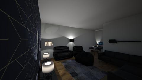 gym - Living room - by PEterkernohan