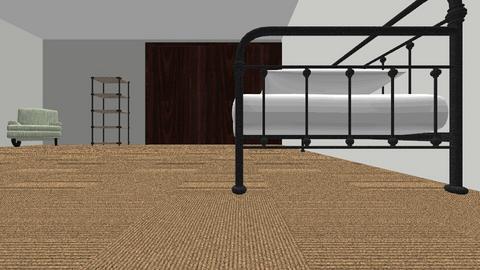 bedroom - Bedroom - by lizziehawk