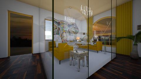 Nincie Norwood - Vintage - Dining room - by decordiva1