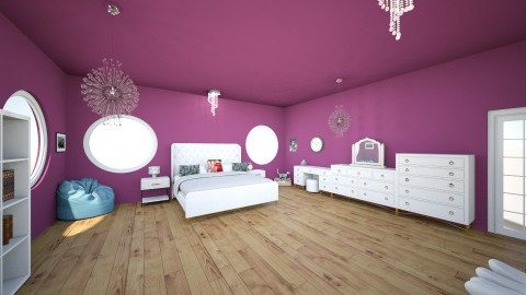 Lyndz room - by Guadalupe4435