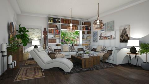 fxg - Living room - by likuna485