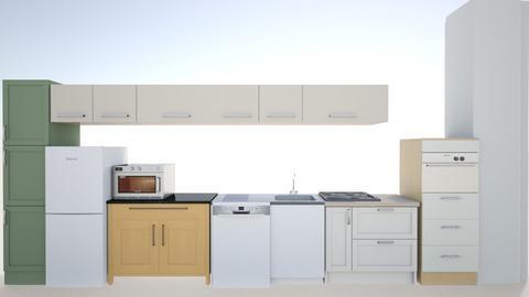 kuhinja1 - Kitchen - by zoran121965