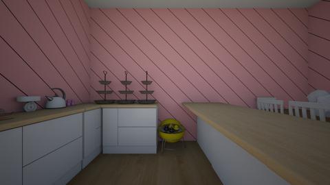 cafe - Modern - Kitchen - by thundernz