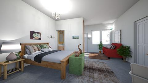 b n b - Bedroom - by jdenae3