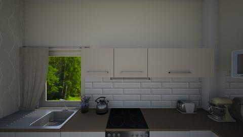 Olivia - Modern - Kitchen - by cosettevis