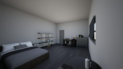 koichi the ninjers room - Modern - Bedroom - by helloGianna