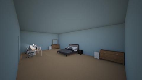 Nikolai and Esmeralda 5 - Bedroom - by RitchieValens640