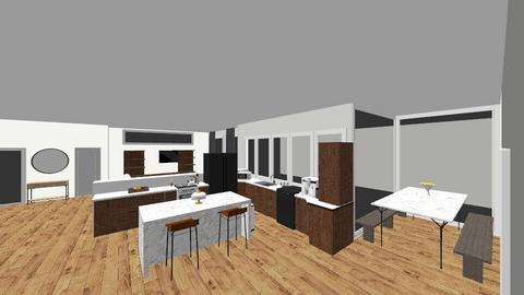 House Design v2 - by kenziedorr